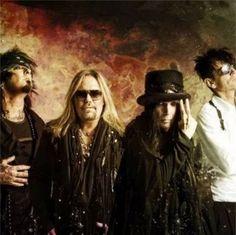 Mötley Crüe: petição online pede show no Rock In Rio 2015