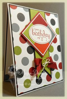 Stampin' Up!'s Frightful Sight by Stampin Meg - Cards and Paper Crafts at Splitcoaststampers