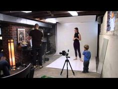 BTS: Constructing and Using a Pegboard Backdrop for Starry Portraits