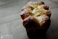 A Cozinha Coletiva: Torradas francesas com maçãs douradas no bordo