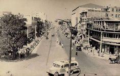 FEVZİPAŞA BULVARI 1952 yılları