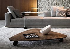 Unique Shape Triangle Coffee Table - http://www.olebrasilfc.com/unique-shape-triangle-coffee-table/