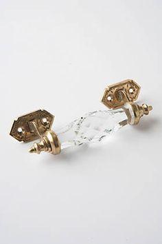 Knobs & Pulls - Glass, Crystal & Ceramic Cabinet Knobs | Anthropologie