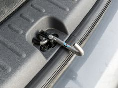 AIR-SAFE®  for VW Caddy and VW T6/T5 without automatic closing aid for the tailgate