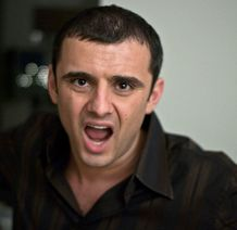 Gary Vaynerchuck - for growing his Mom and Pop's wine and liquor store by 10X in 5 years and turning it into a mega success using social media.