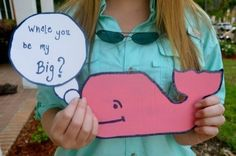 Whale you be my big?