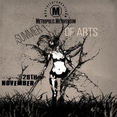 Verlaengerung SoA / Extra time SoA : ArtMe - Metropolis Arts and Culture Cyberpunk, Culture, Poster, Art, Art Background, Kunst, Performing Arts, Billboard, Posters