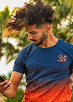 Top 35 Trendy Short Sides Long Top Hairstyles for Men Top Hairstyles For Men, Guy Haircuts Long, Asian Men Hairstyle, Undercut Hairstyles, Cool Hairstyles, Short Hairstyle, Hair And Beard Styles, Long Hair Styles, Gents Hair Style