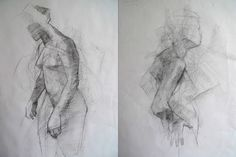 Wil Freeborn Life drawings | Flickr - Photo Sharing!