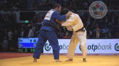 Shohei Ono osoto gari (alternate angle)