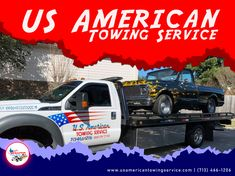 We are one of the best towing company in all of Houston, TX area. US American Towing Service can assists you with all of your roadside needs at the most affordable prices available. Every one of our team goes through extensive training to be sure that the service our customers receive is the very best. Flatbed Towing, Towing Company, Houston Tx, Monster Trucks, Training, American, Work Outs, Excercise, Onderwijs