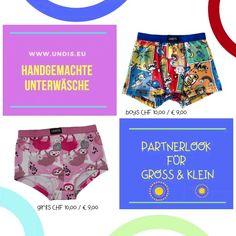 UNDIS   www.undis.eu  Die handgemachte Unterwäsche im Partnerlook für die ganze Familie. Lustige Motive und flippige Farben für Groß und Klein! #bunte #Kinderboxershorts #Lustigeboxershorts #Lustigeunterwäsche #Frauenunterwäsche #Männerboxershorts #Männerunterwäsche #Herrenboxershorts #Herrenunterwäsche #bunteboxershorts #Unterwäsche #boxershorts #undis #kinderboxershorts #Partnerlook #mensfashion #lustige #vatertagsgeschenk #geschenksidee #bunt Underwear, Swimming, Swimwear, Fashion, Self, Mother Daughters, Parents, Funny Underwear, Men's Boxer Briefs