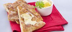 Ripeä kaura-piimärieska Finnish Recipes, Joko, Sweet And Salty, Something Sweet, Bagel, Camembert Cheese, Meal Planning, French Toast, Food And Drink