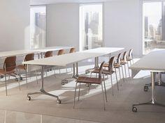 Serif Table - Archibong, Phillips, Stalker for Bernhardt Design