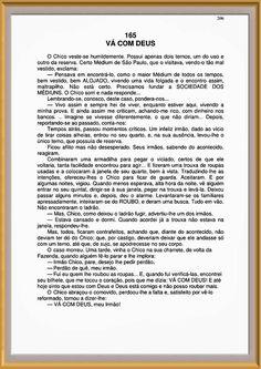 LINDAS HISTORIAS DE CHICO XAVIER 183  A Voz Do Desmanipulador