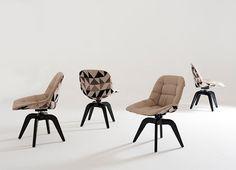 Cadeira Hélix Giratoria