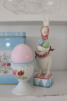 Another of my sweet Maileg Easter rabbits
