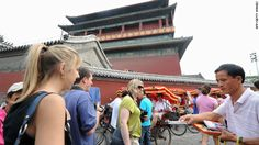 Mood darkens in Beijing amid crackdown on 'illegal foreigners' // Foreigners may be asked to provide identity papers during the 100-day crackdown on illegal visitors.