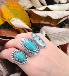 Shop now to get the turquoise look!