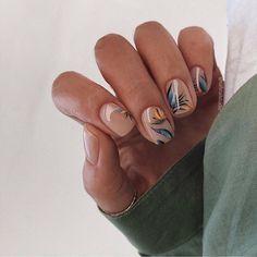 Cute Nails, Pretty Nails, Hair And Nails, My Nails, Nail Art Noel, Nail Tattoo, Minimalist Nails, Dream Nails, Square Nail Designs