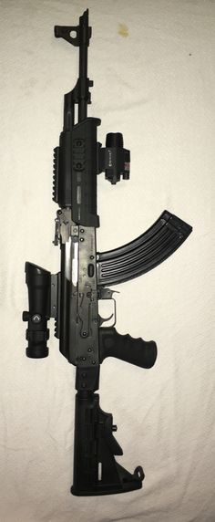 Ak 47 Custom Build By RogerDel Customs