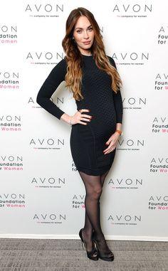 Megan Fox from Celeb Baby Bumps   E! Online