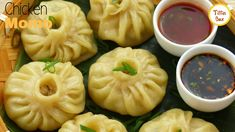 today's recipe is Steamed Chicken Momos/Dumpling for kids by Tiffin box Steamed Chicken, Chicken And Dumplings, Vegetable Recipes, Chicken Recipes, Momos Recipe, Tiffin Box, Ramadan Recipes, Dim Sum, Recipe Today