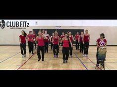 TRUFFLE BUTTER @NickiMinaj - Choreo for CLUB FITz by Lauren Fitz - YouTube
