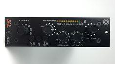 BAE Audio 500C: FET-Kompressor für die Lunchbox - NAMM 2017 - http://www.delamar.de/musik-equipment/bae-audio-500c-38486/?utm_source=Pinterest&utm_medium=post-id%2B38486&utm_campaign=autopost