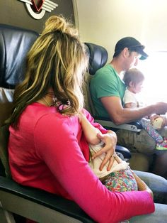 Cardimom for travel with twins - breastfeeding in a plane, on the beach, at the airport, & more!
