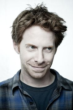 Seth Green as Seth Mortensen - Yup!  Can totally picture it. #SuccubusBluesbookcasting