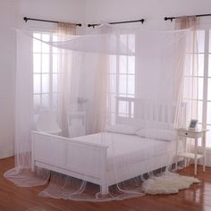 Palace Four Poster Bed Canopy - 5007032