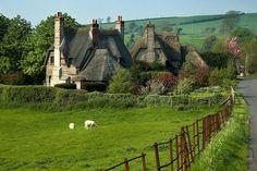 Chantmarle, Dorset, England