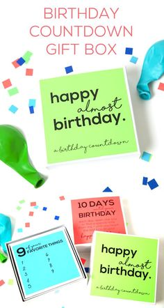 Birthday Printables Free printable cards, fun gift ideas with printable tags and many more great birthday ideas!Free printable cards, fun gift ideas with printable tags and many more great birthday ideas! Cute Birthday Gift, Birthday Week, Free Birthday, Happy Birthday, Birthday Ideas, Birthday Tags, 40th Birthday, Free Printable Cards, Free Printables