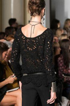Вязаные наряды для нее и для него Daks Spring 2017 - Модное вязание - Вязание спицами и крючком