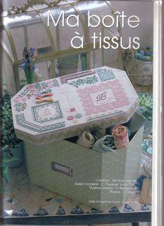 Gallery.ru / Фото #6 - De fil en Aiguille 60 - 2008 - Labadee
