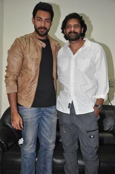Picture 965776 | Varun Tej, Prabhas @ Loafer Movie Audio Release ...