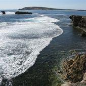 View from Elliston Cliffs  SA