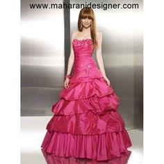 #OnlineGown #StylishGownOnline #BestGownsInPunjab #BuyGownsOnline  Fabric : Silk   Price. 16790/-   Maharani Designer Boutique  www.maharanidesigner.com   Cont.8699101094
