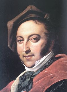 "Gioachino Rossini - have watched his opera ""The Barbara of Seville"" on a couple of occasions."