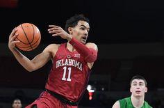 e31ded271ba Oklahoma basketball: Trae Young's bad shot selection costs Sooners against  WVU Boomer Sooner, Nba