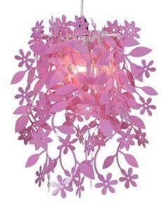 Lief en Klein hanglamp bloemen roze   Lief en KleinLief en Klein