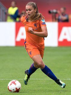 Lieke Martens (Netherlands) Euro 2017