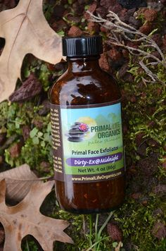 Dirty Ex @ Midnight. Exfoliating Facial Scrub/Polisher – Primal Life Organics.... Paleo Skincare