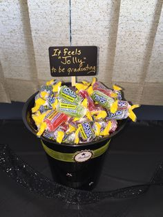 Graduation Party Ideas for High School Graduation Party Ideas for High School Graduation Candy Bar Graduation Party Planning, Graduation Party Themes, College Graduation Parties, Graduation Celebration, Graduation Decorations, Graduation Party Decor, Grad Parties, Graduation Ideas, Graduation Gifts