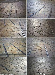Milano di Mario De Biasi #milano #fotografia #storia