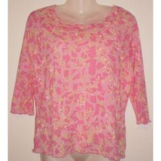 TIGI Pink Tunic Top, Size 16 Listing in the Tops,Womens Clothing,Clothes, Shoes, Accessories Category on eBid United Kingdom | 138449750