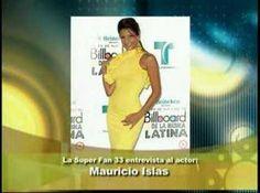 """Mini entrevista  Segunda Parte a  Mauricio Islas  telenovela  Pecados Ajenos  2008   Telemundo 33 """"Levántate con el 33"""" conducido por Zeji Ozeri"""
