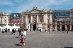 A Day Out in Toulouse -  South of France