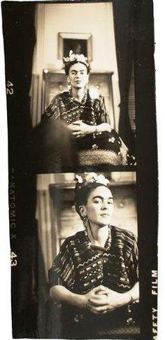 Frida Film strip